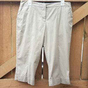 Simply Vera Capri Pants